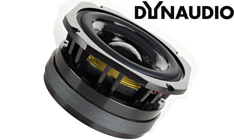 Dynaudio Drive units
